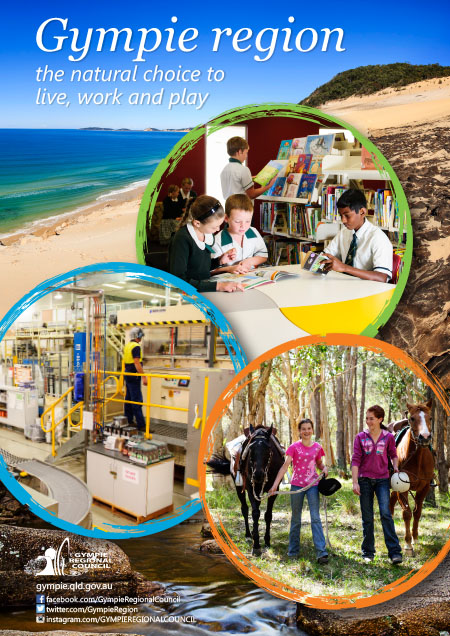 The Gympie Regional Council and Destination Gympie Region hope you enjoy your time at the Rainbow Beach Fishing Classic, remember there is plenty more to see and do in the region.Click here for more information: http://www.visitgympieregion.com.au/information-flyers
