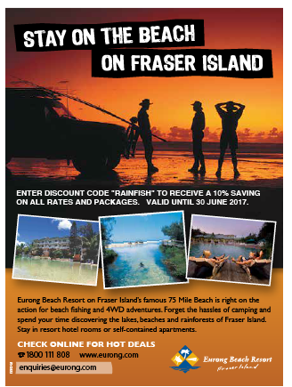 Fraser Island Fishing Competition