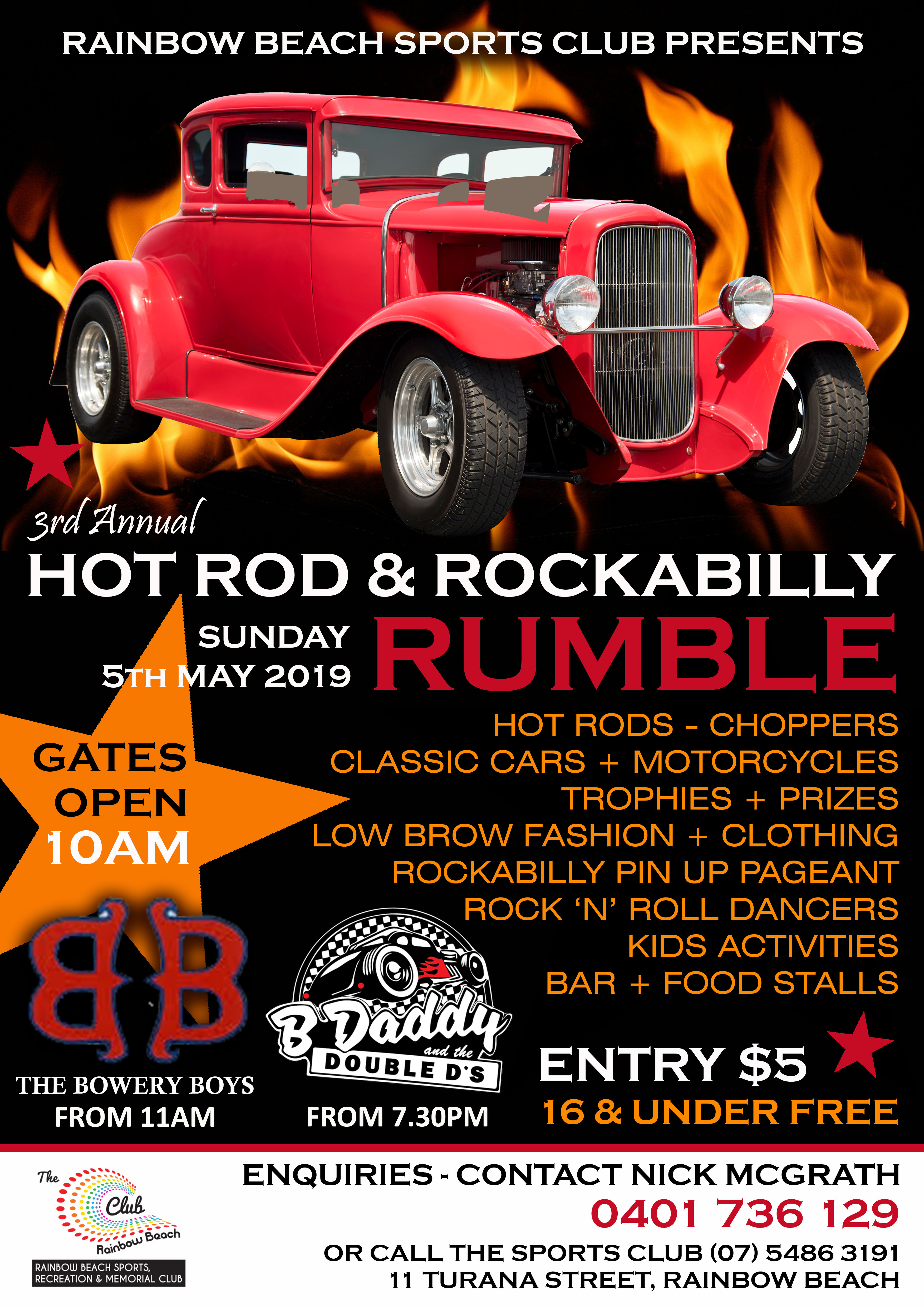Rockabilly Rumble Number 2 2019