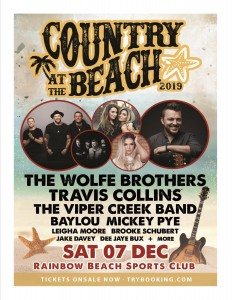 Country at the Beach 2019